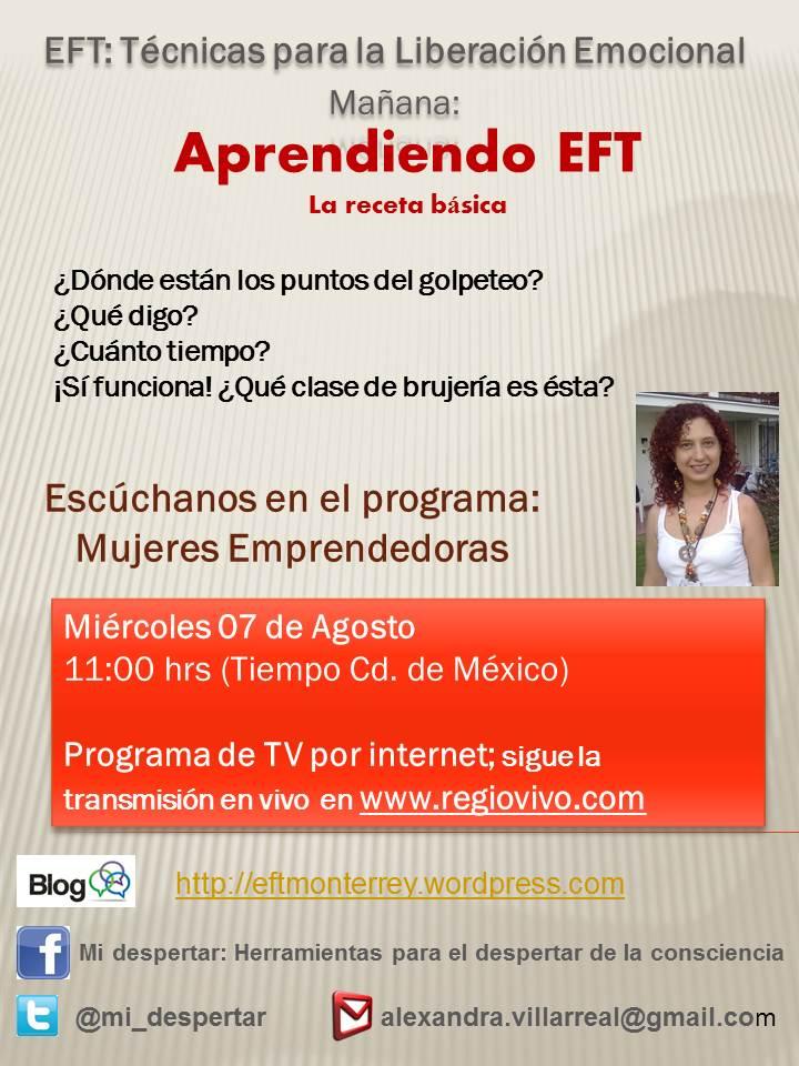 Villarreal Eft Técnicas De Liberación Emocional